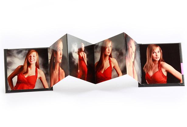 Accordion Mini Photo Book | Arts - Arts